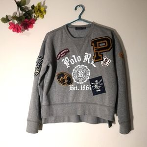 Polo Ralph Lauren Limited Edition Varsity Sweater